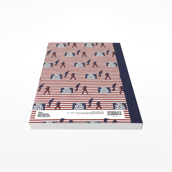 Full Metal Jacket A5 Notebook