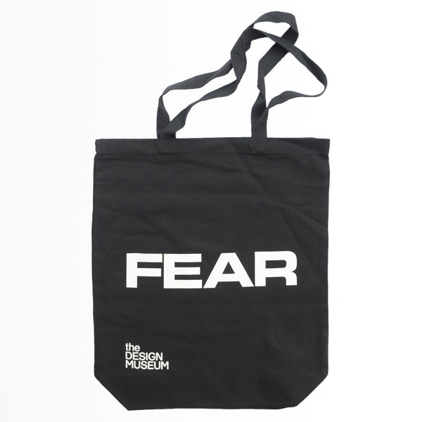 Fear and Love tote bag - fear