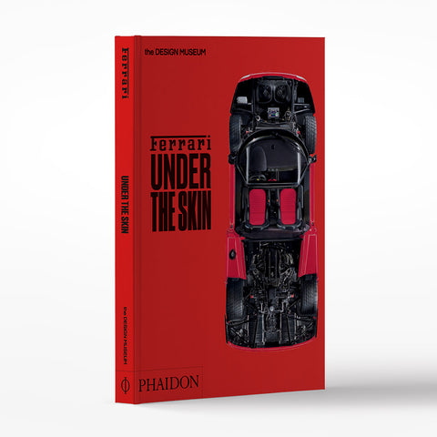 Books design museum shop ferrari under the skin catalogue solutioingenieria Gallery