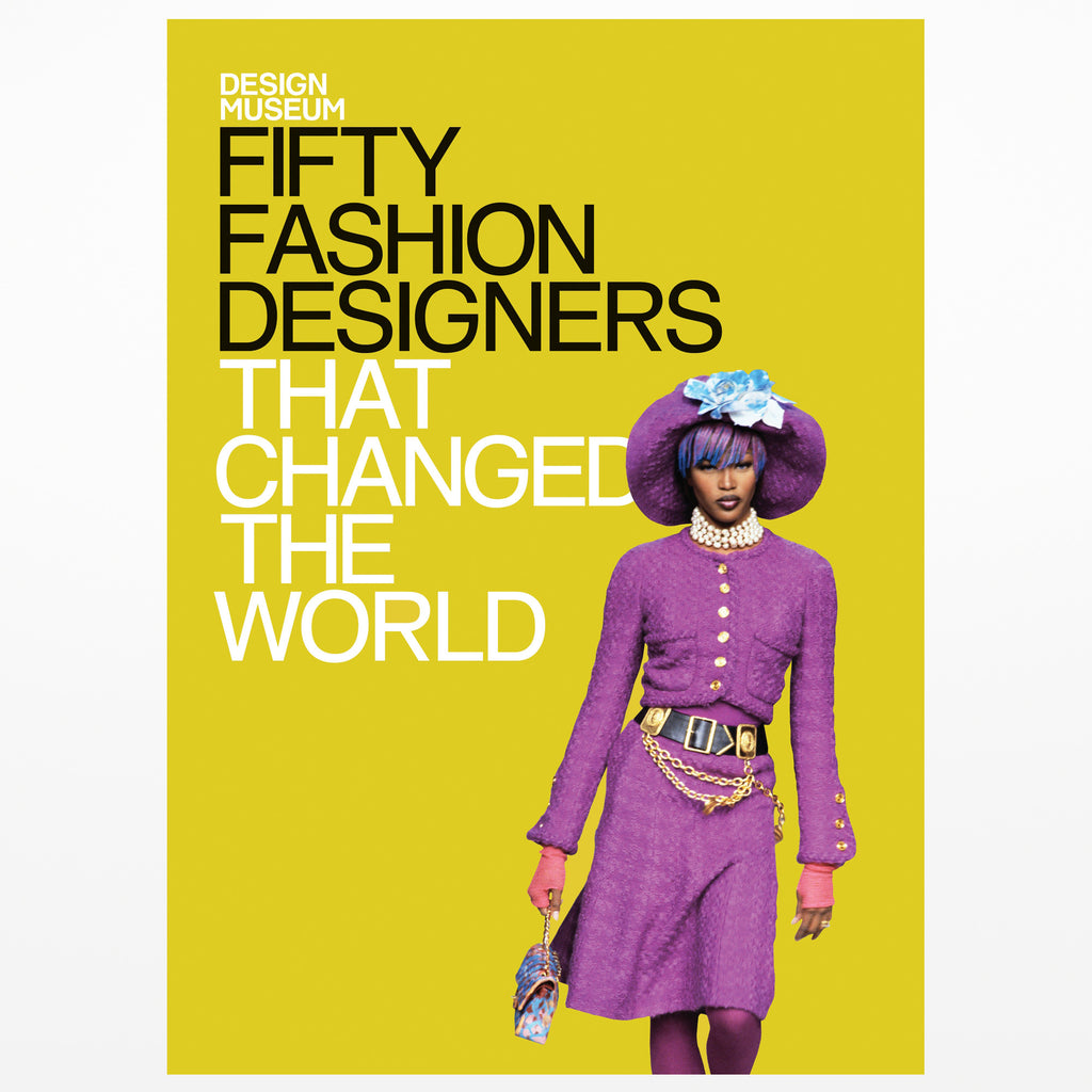 Fifty Fashion Designers That Changed The World