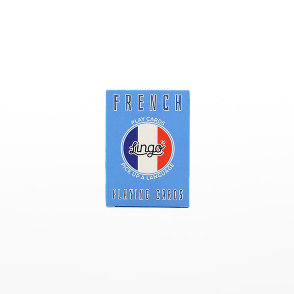 LINGO™ French Playing Cards