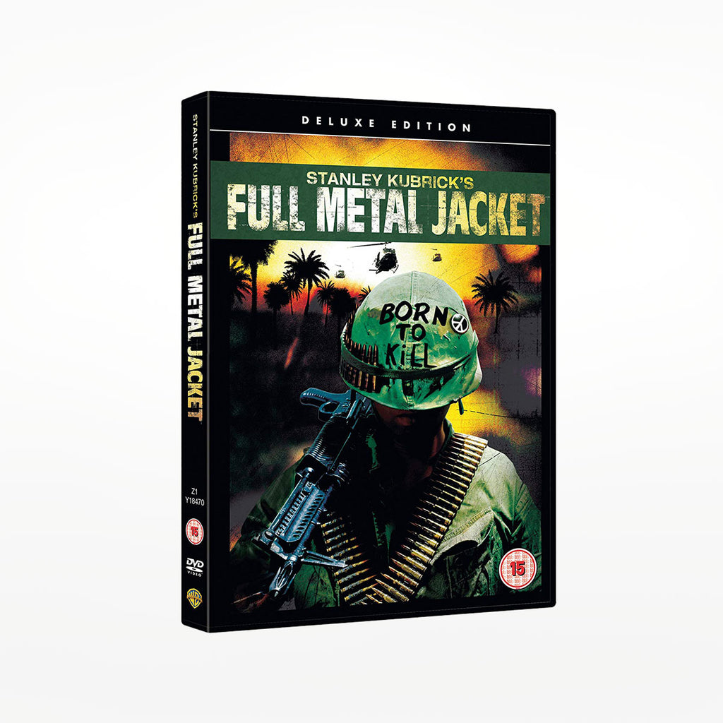 Full Metal Jacket (Deluxe Edition) DVD
