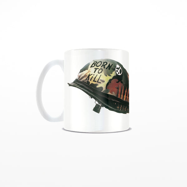 Full Metal Jacket Helmet Mug