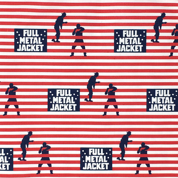 Full Metal Jacket Tote Bag - Exhibition Exclusive