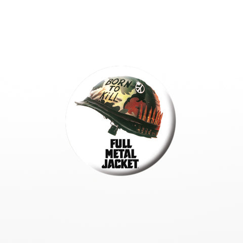 Full Metal Jacket Helmet Badge