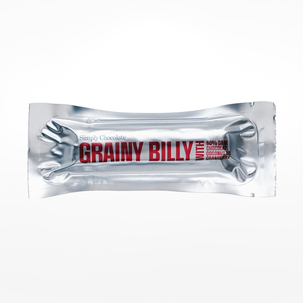 Grainy Billy chocolate bar