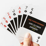 LINGO™ German Playing Cards
