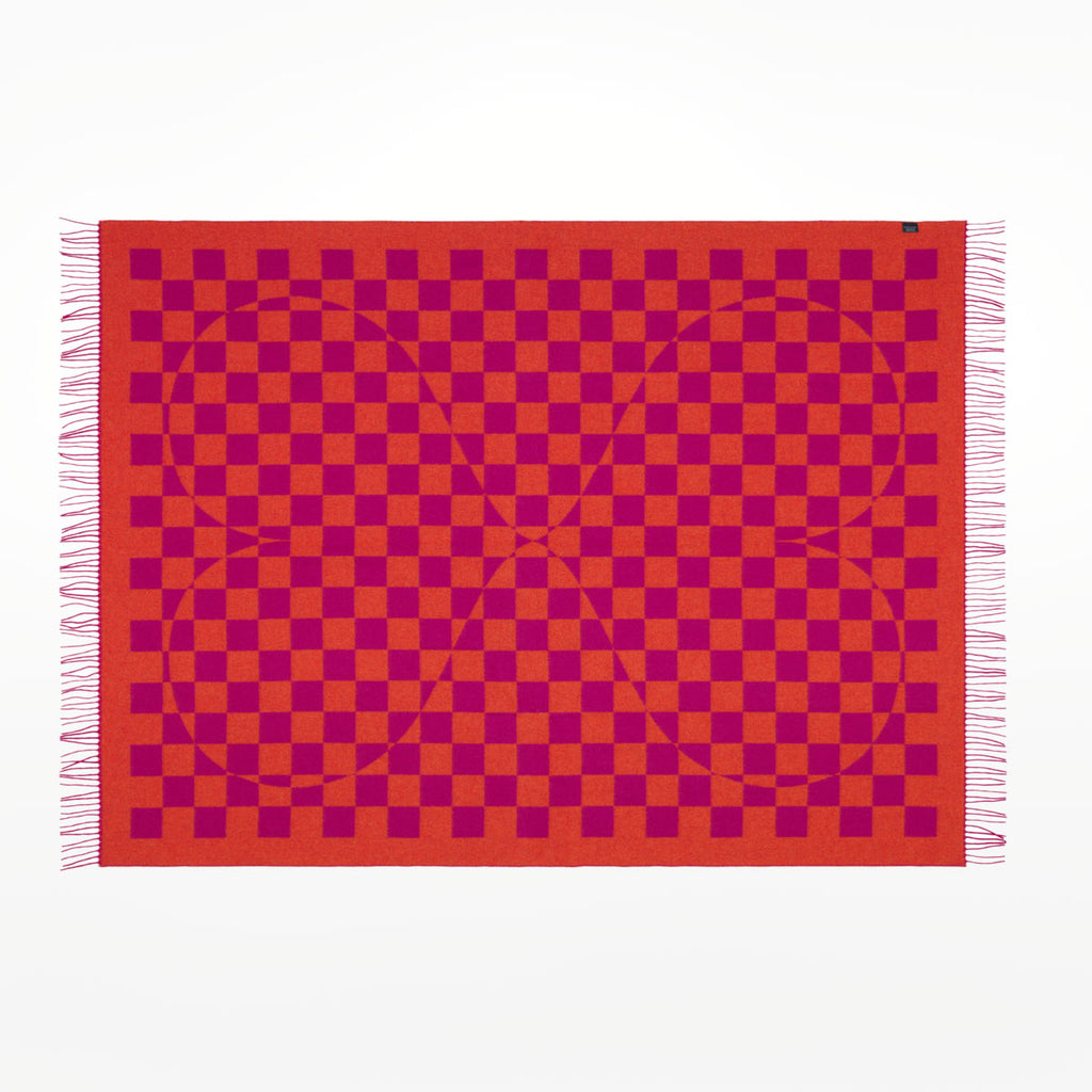 Girard Double Heart Blanket
