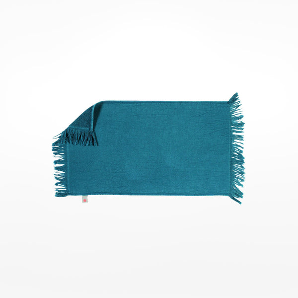 Guest Towel - peacock