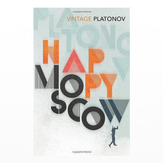 Happy Moscow book cover