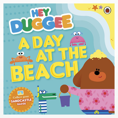 Hey Duggee Water Bottle