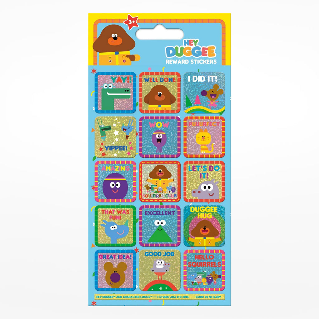 Hey Duggee: Reward Stickers
