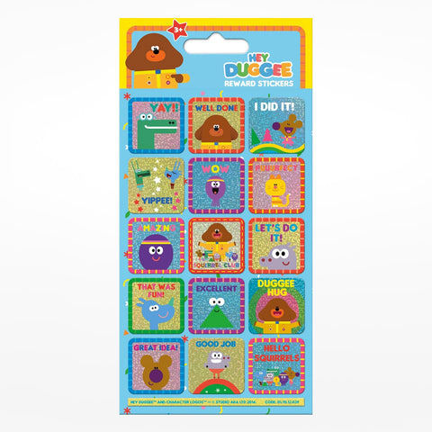 Hey Duggee: Wooden Skittle Set