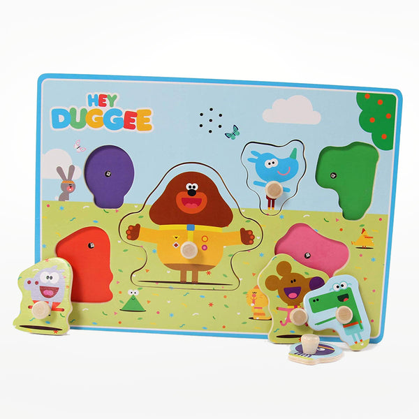Hey Duggee: Sound Puzzle