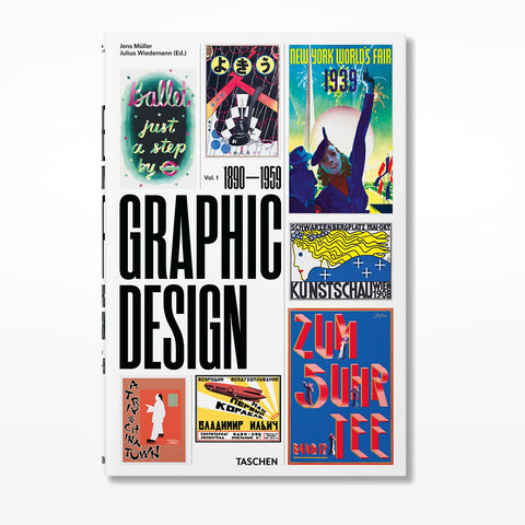 The History of Graphic Design: Volume 1 1890-1959