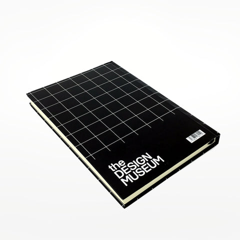 Grid Pattern Notebook