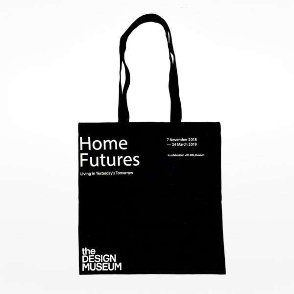 Home Futures Exhibition Tote Bag