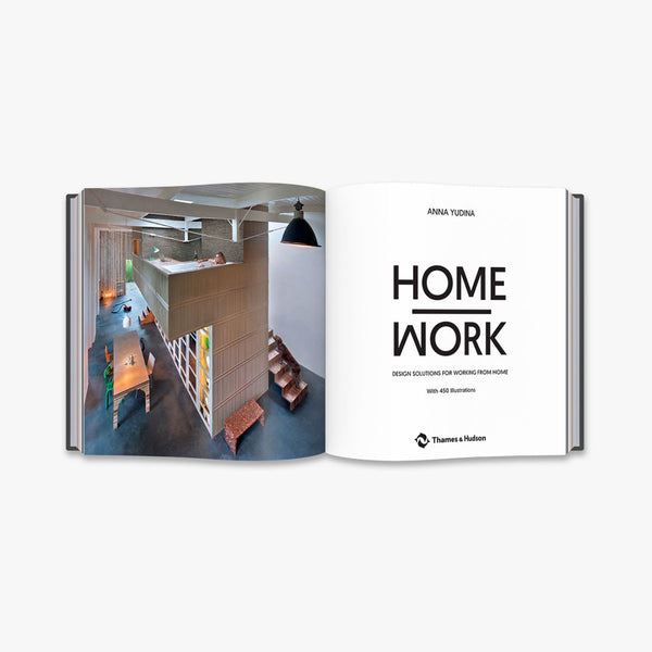 HomeWork: Design Solutions to Working from Home