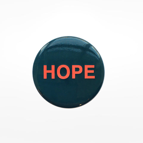 Hope to Nope pin badges