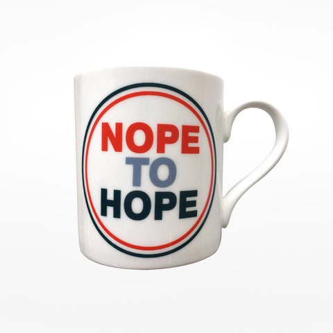 Hope to Nope Mug