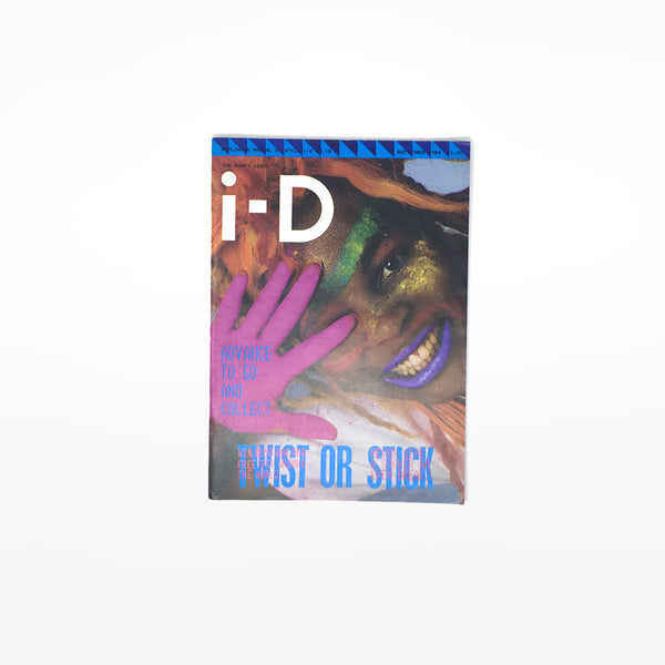 Vintage ID Magazine - Sep 1984