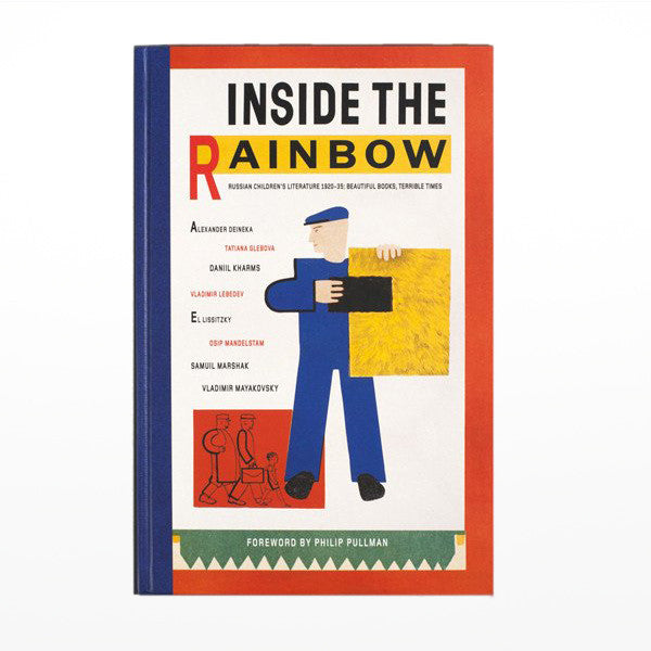 Inside the Rainbow book cover