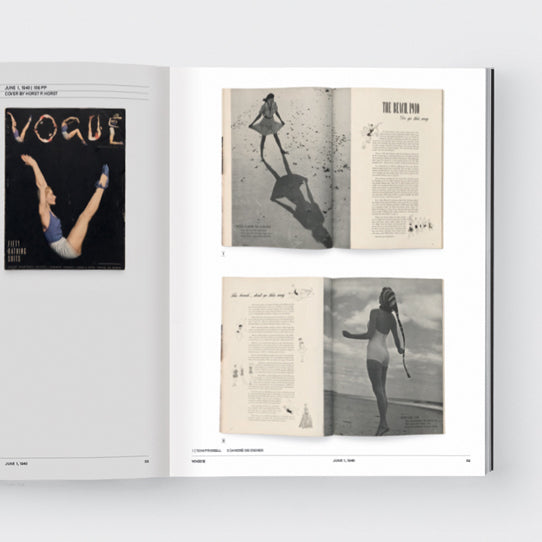 Issues: A history of photography in Fashion magazines