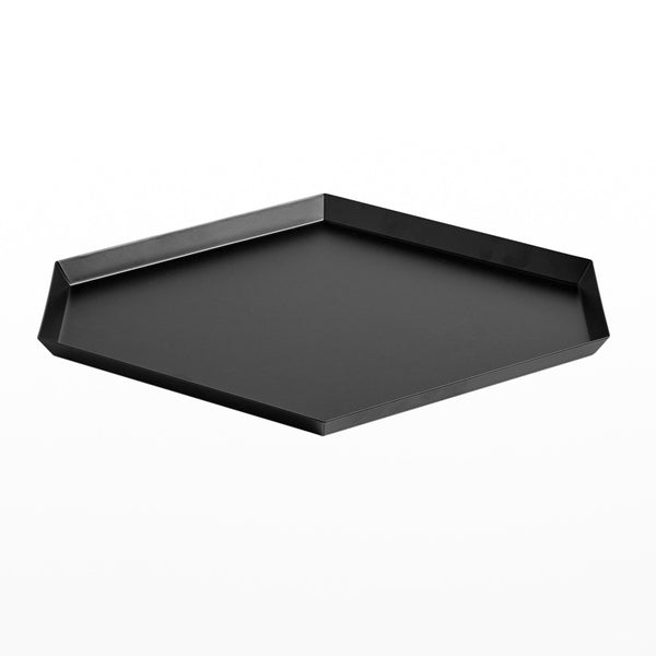 Kaleido Tray - large black