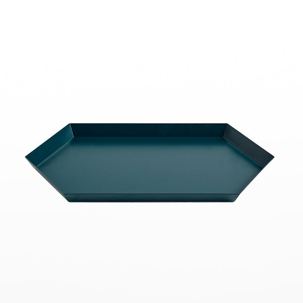 Kaleido tray medium - dark green
