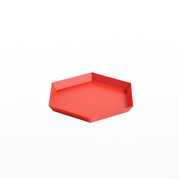Kaleido Tray - Small Red