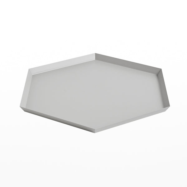 Kaleido Tray Extra Large Grey