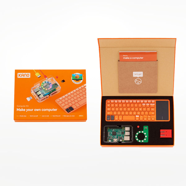 Kano Computer Kit – A computer anyone can make