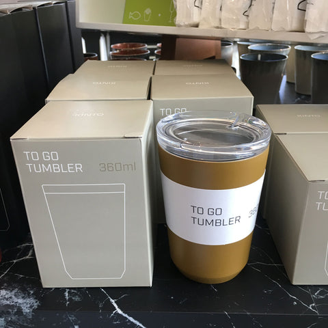 To Go Tumbler - 360ml