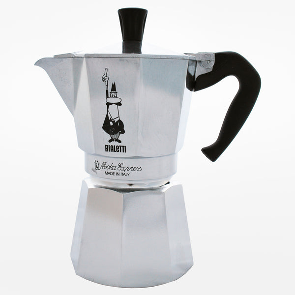 Bialetti Moka Express Coffee Maker - 3 cup
