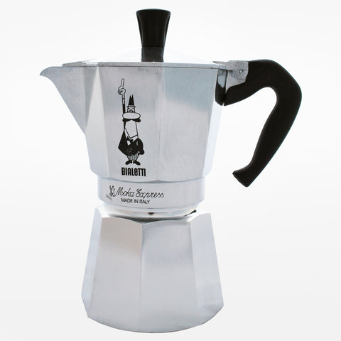 Bialetti Moka Express Coffee Maker - 2 cup