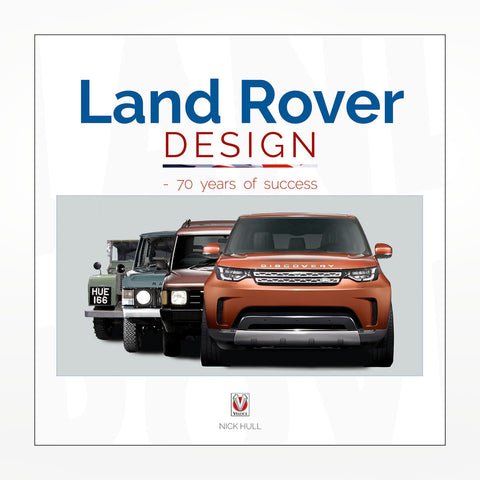 Land Rover Design: 70 years of success