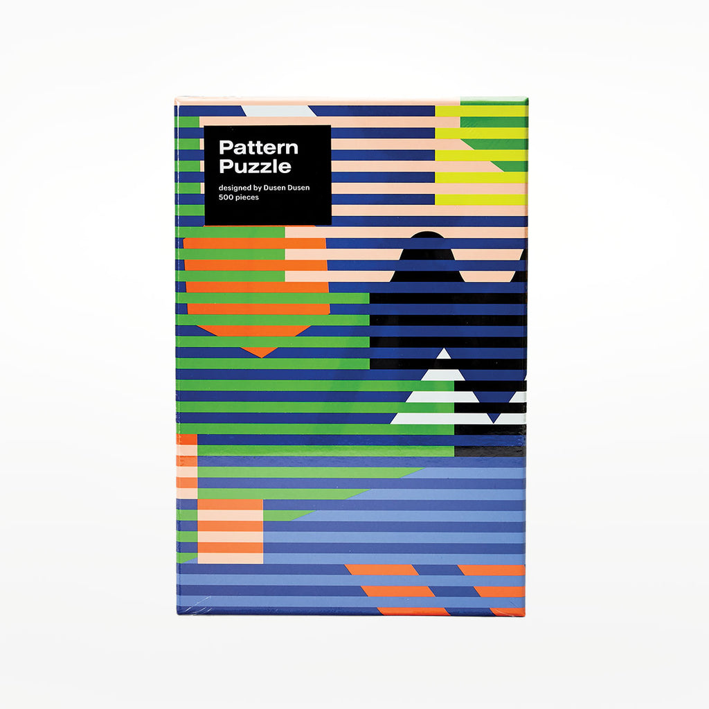 Lenticular Pattern Jigsaw Puzzle