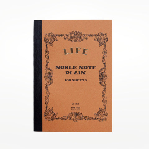 Japanese Paper 'Noble Note' Ruled Notebook