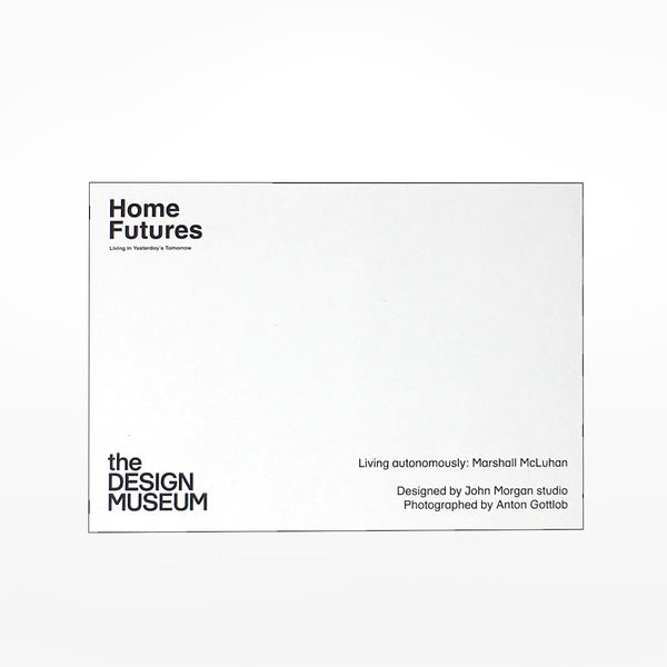 Home Futures Exhibition Postcards