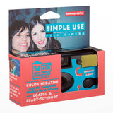 Lomography Simple Use Camera Colour Negative - packaging