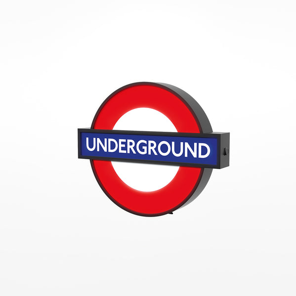 TfL London Underground Lightbox Sign
