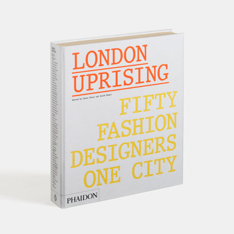London Uprising: Fifty Fashion Designers, One City