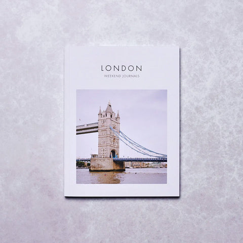 London by Weekend Journals