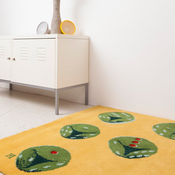 Joe Magee NODE Rug