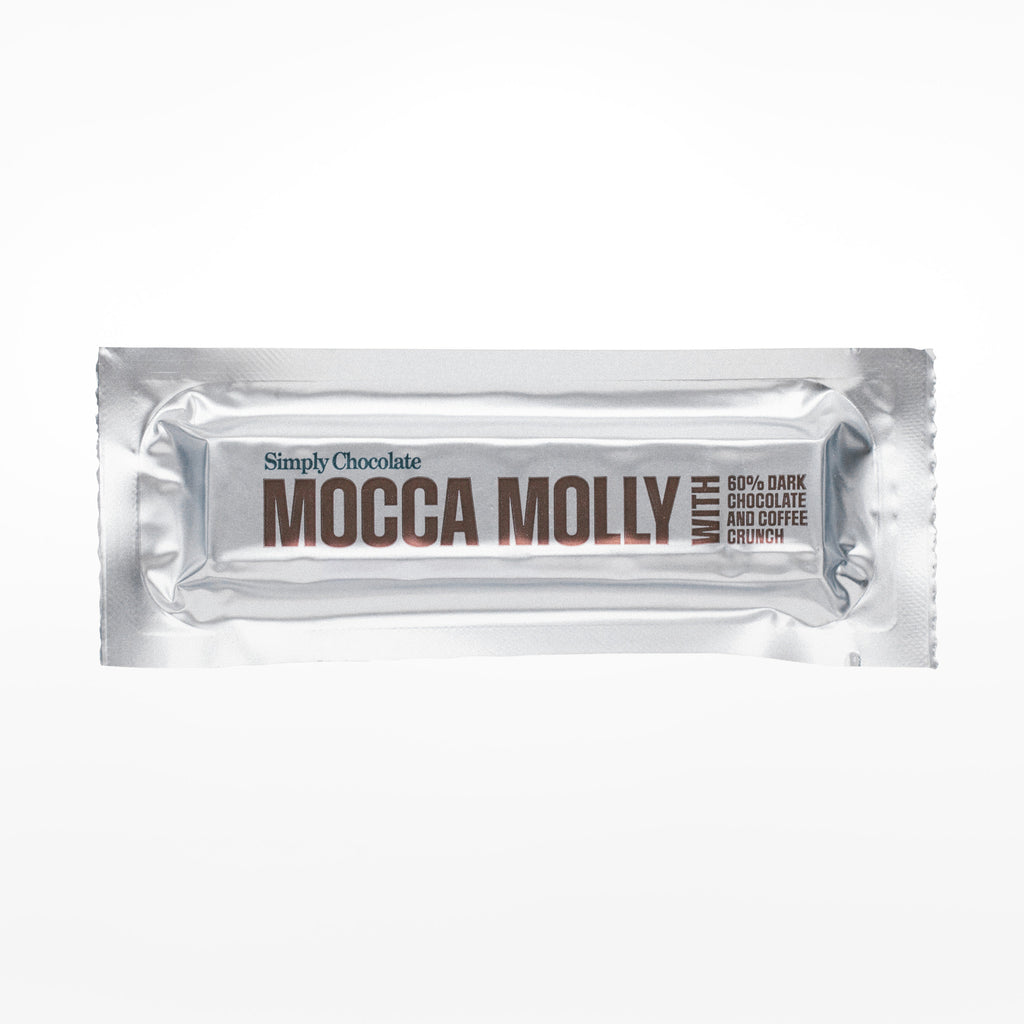 Mocca Molly chocolate bar