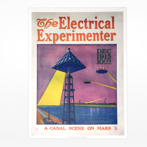 The Electrical Experimenter Print