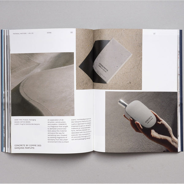 Material Matters 03: Stone - Creative interpretations of common materials