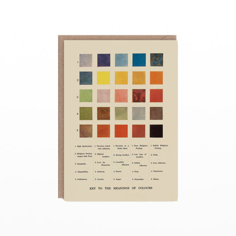 Three Primitive Colours gift card