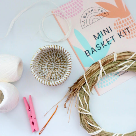 Twine Basket Kit