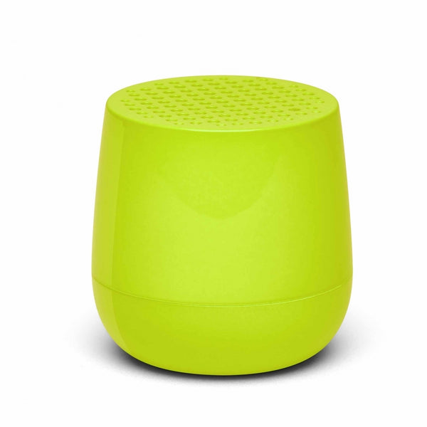 Florescent Yellow Mino Speaker
